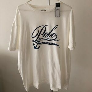 POLO RALPH LAUREN (Men's) - Graphic T-Shirt NEW